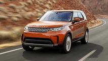 2017 Land Rover Discovery: İlk Sürüş