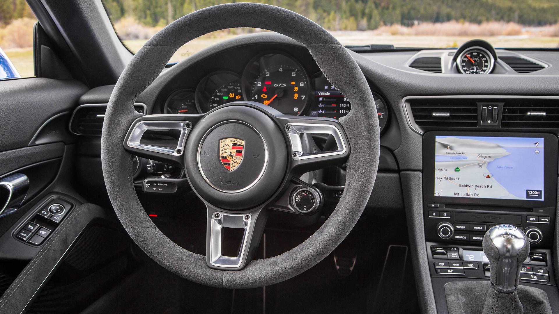 2018 porsche 911 gts. plain 2018 2018 porsche 911 carrera gts cabriolet first drive  motor1com photos to porsche gts