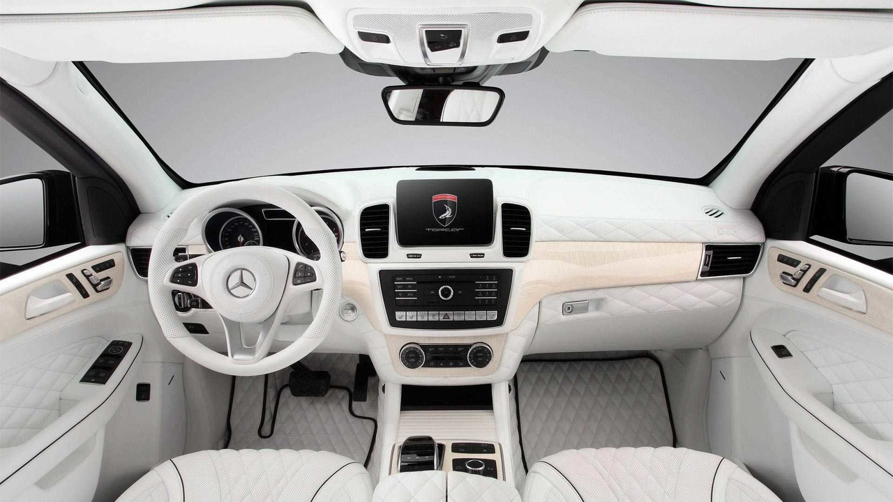 Mercedes GLE-Class By Topcar