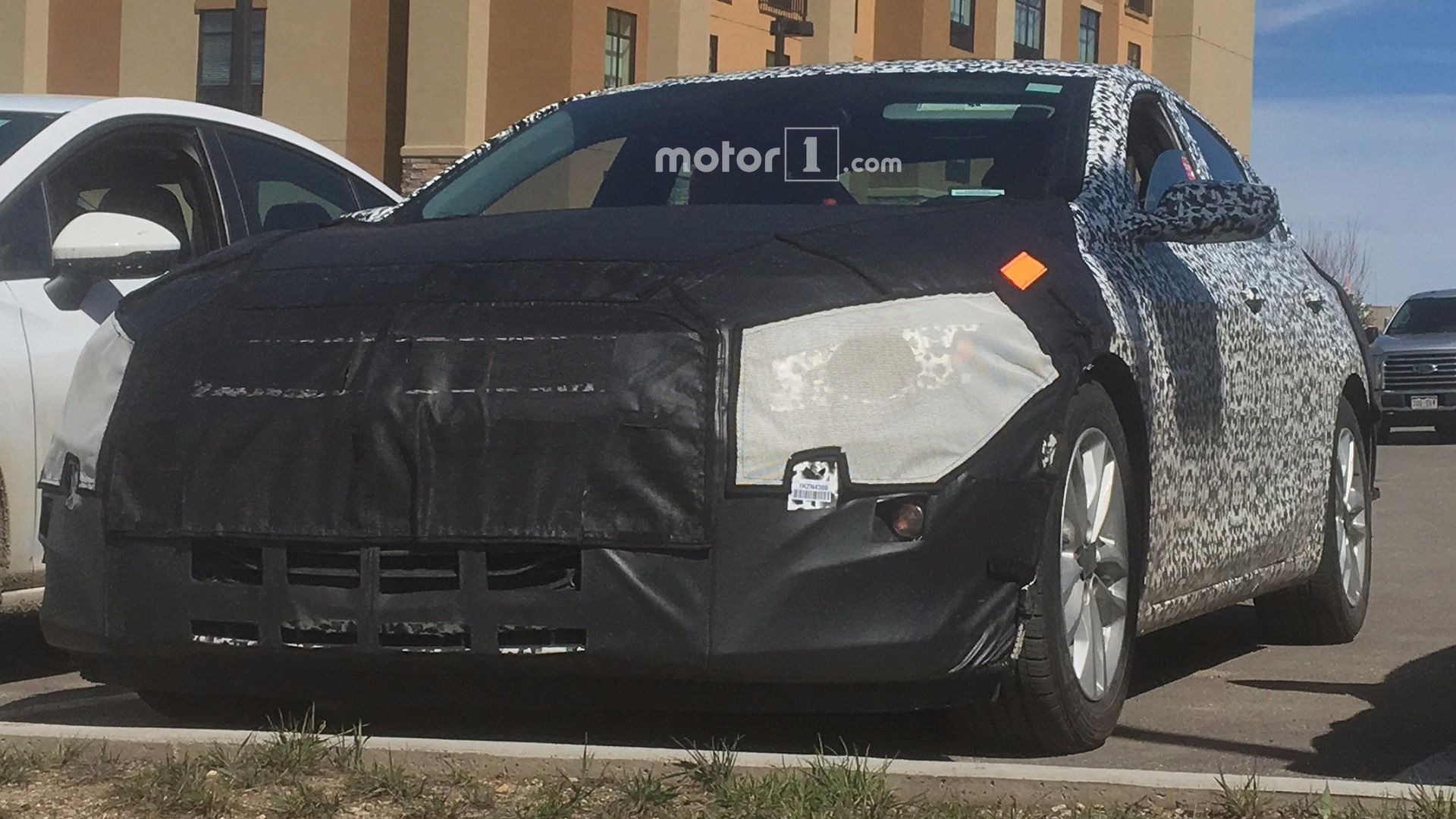 2019 Chevy Malibu Spied Preparing For Nip And Tuck