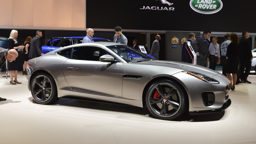 Jag Lets Us Listen To F-Type's Turbo Four-Cylinder Purr