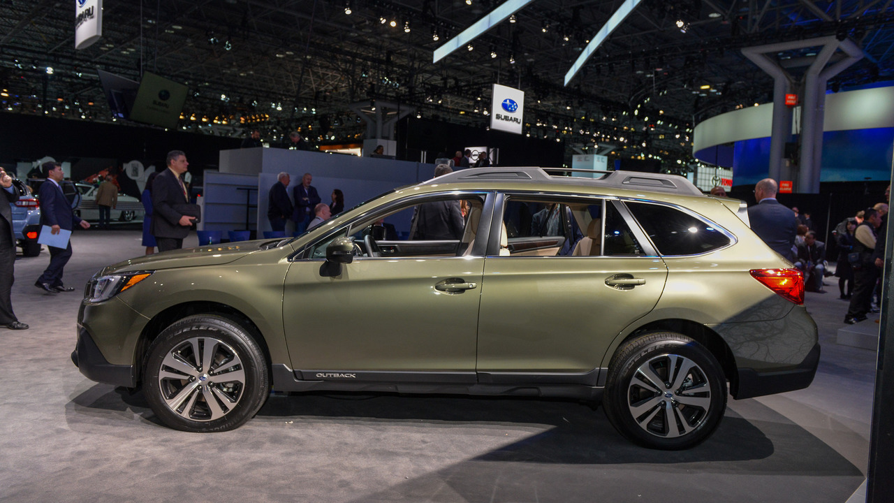 2018 Subaru Outback New York 2017 Photo