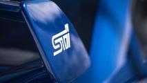 Subaru WRX STI Bobsled Run