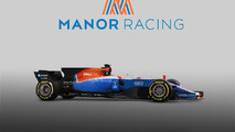 Manor F1 2017 design offers clues to new cars