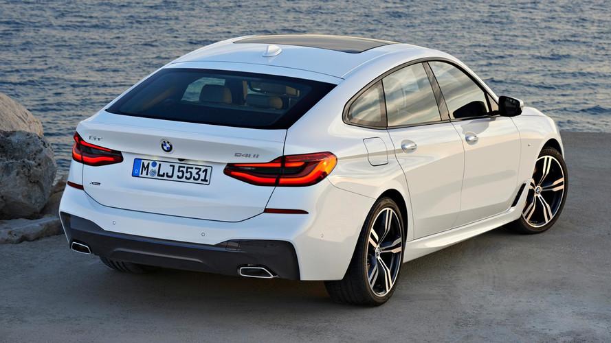 BMW Reveals 2018 6 Series Gran Turismo