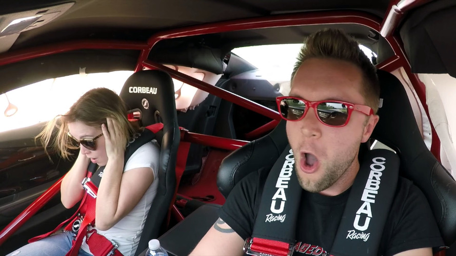 See This Modded Camaro ZL1 With Open Exhaust Pop Side Airbags