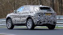 Jaguar E-Pace Spy Pics