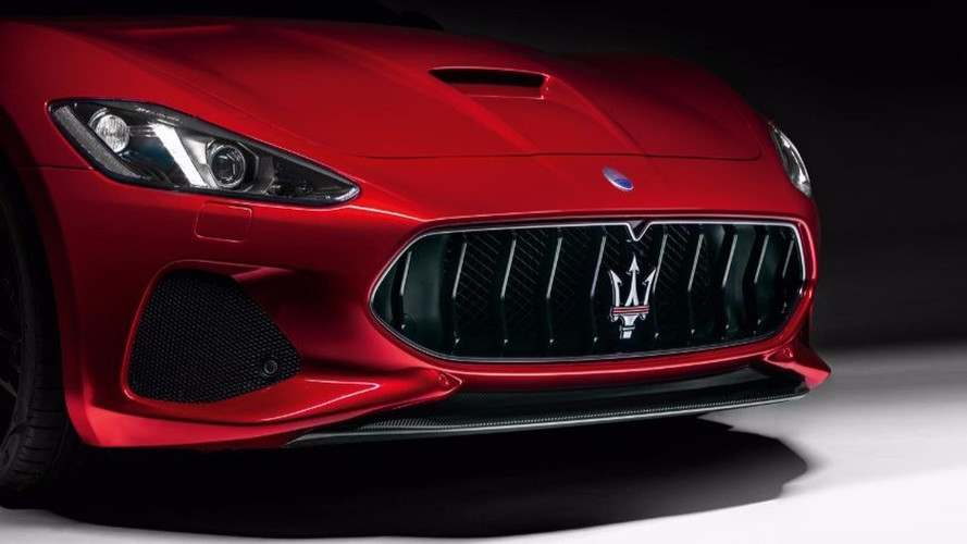 Updated Maserati Granturismo revealed in NY with new styling
