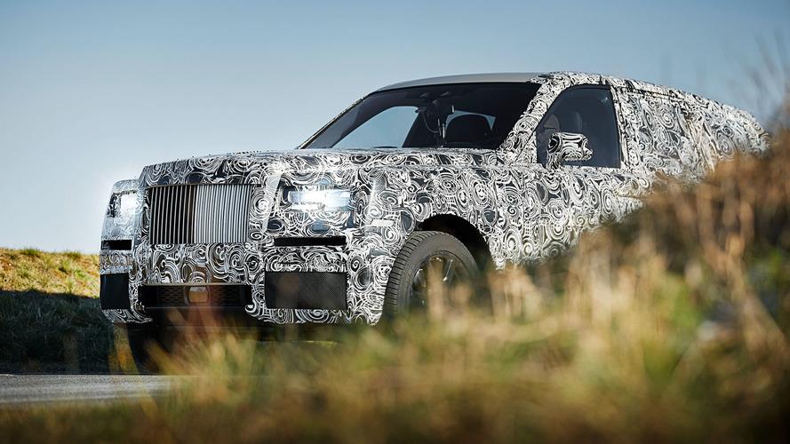 Shots Fired Between Rolls-Royce And Bentley