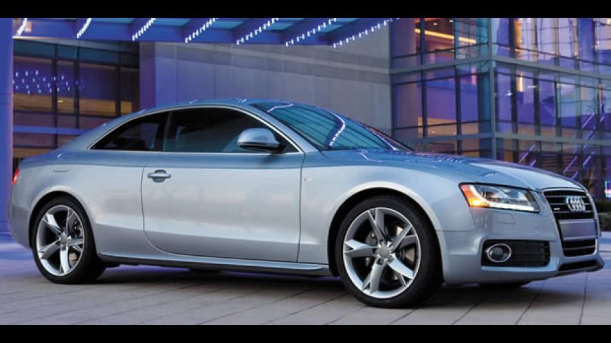 Oscar: Audi A5 Coupé é eleito o vencedor de prêmio de Design na Alemanha - Veja fotos