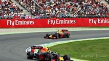 Red Bull prepared for tricky Verstappen/Ricciardo relationship