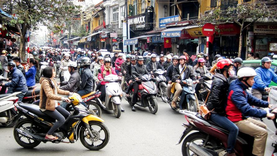 Vietnam motosikletleri yasaklamayı planlıyor