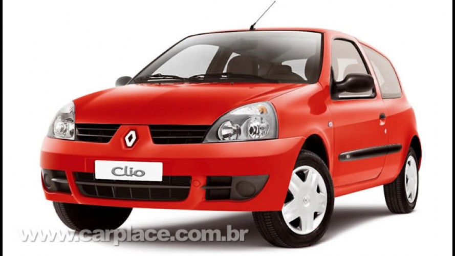 renault lan a linha clio campus 2010 por r iniciais e mais itens dispon veis. Black Bedroom Furniture Sets. Home Design Ideas