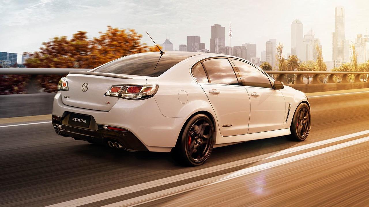 Holden sports car