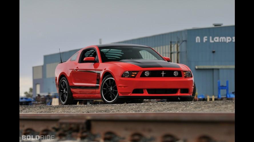 Ford Mustang Boss 302 Patriot Edition