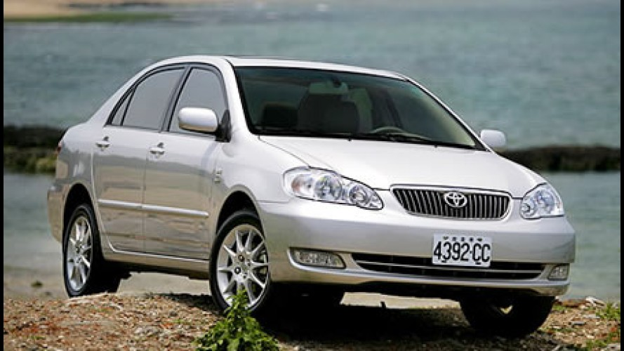 Toyota Corolla bicombustível (flex) será lançado em maio