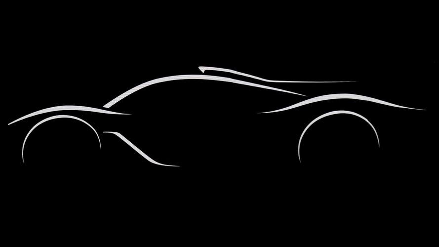 Mercedes-AMG, 2018 hiper otomobilinin 1,000 bg'ye ulaşacağını onayladı