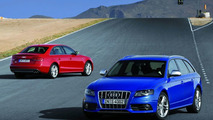 Audi S4 Avant and Sedan