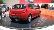New Clio Renaultsport at Geneva