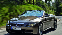 New BMW M6 Convertible