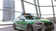 BMW M5 Police Car - low res - 03.9.2012
