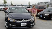 100,000th Volkswagen Passat (US-spec) 01.6.2012