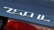 BMW 750iL (E32) 26.10.2012
