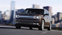 Ford Flex finally on the way out, says union
