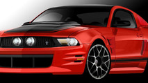 012 Ford Mustang by Creations n' Chrome for SEMA - 31.10.2011