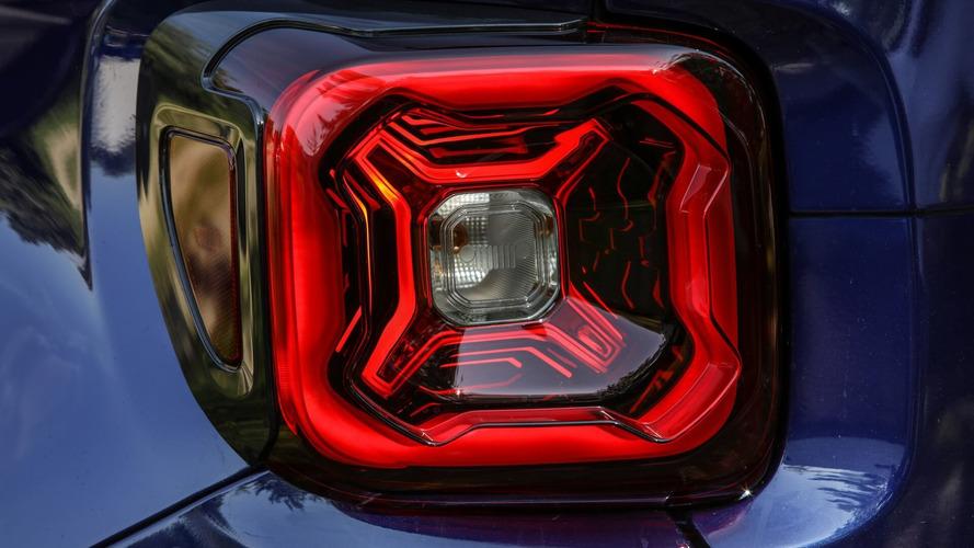 Makyajlı 2019 Jeep Renegade