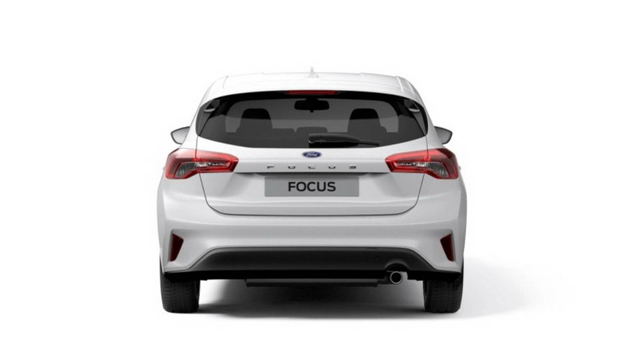 Ford Focus Trend Reviews >> 2019 Ford Focus Trend Trim photo