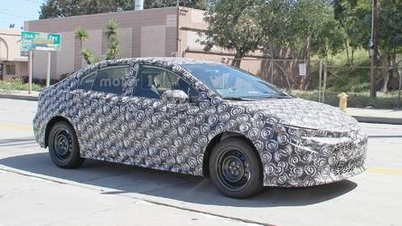 2020 Toyota Corolla Spied With Less Camo, Hints Of New Design