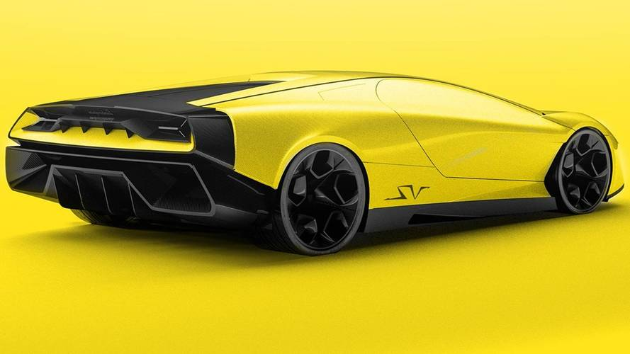 2022 Lamborghini Pura SV Concept