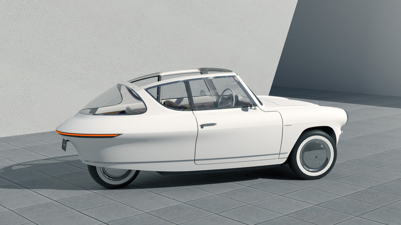 Three Wheeled Cars >> Nobe 100 Three-Wheeled Electric Vehicle | Motor1.com Photos