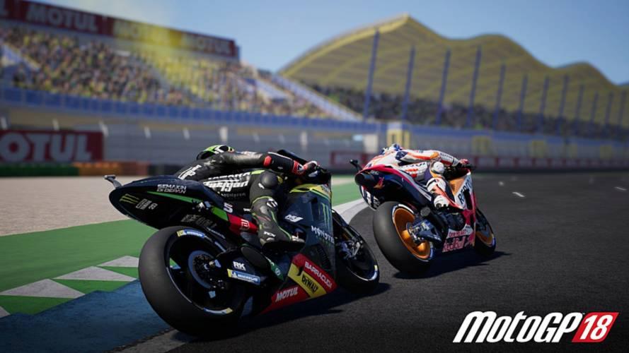 MotoGP 18, si torna in sella in grande stile