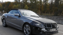 2014 Mercedes-Benz E-Class Cabrio spy photo 13.11.2012 / Automedia