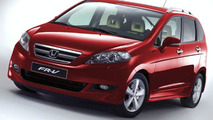 Honda FR-V Revised for 2007