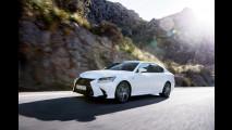 Lexus GS, il restyling di lusso