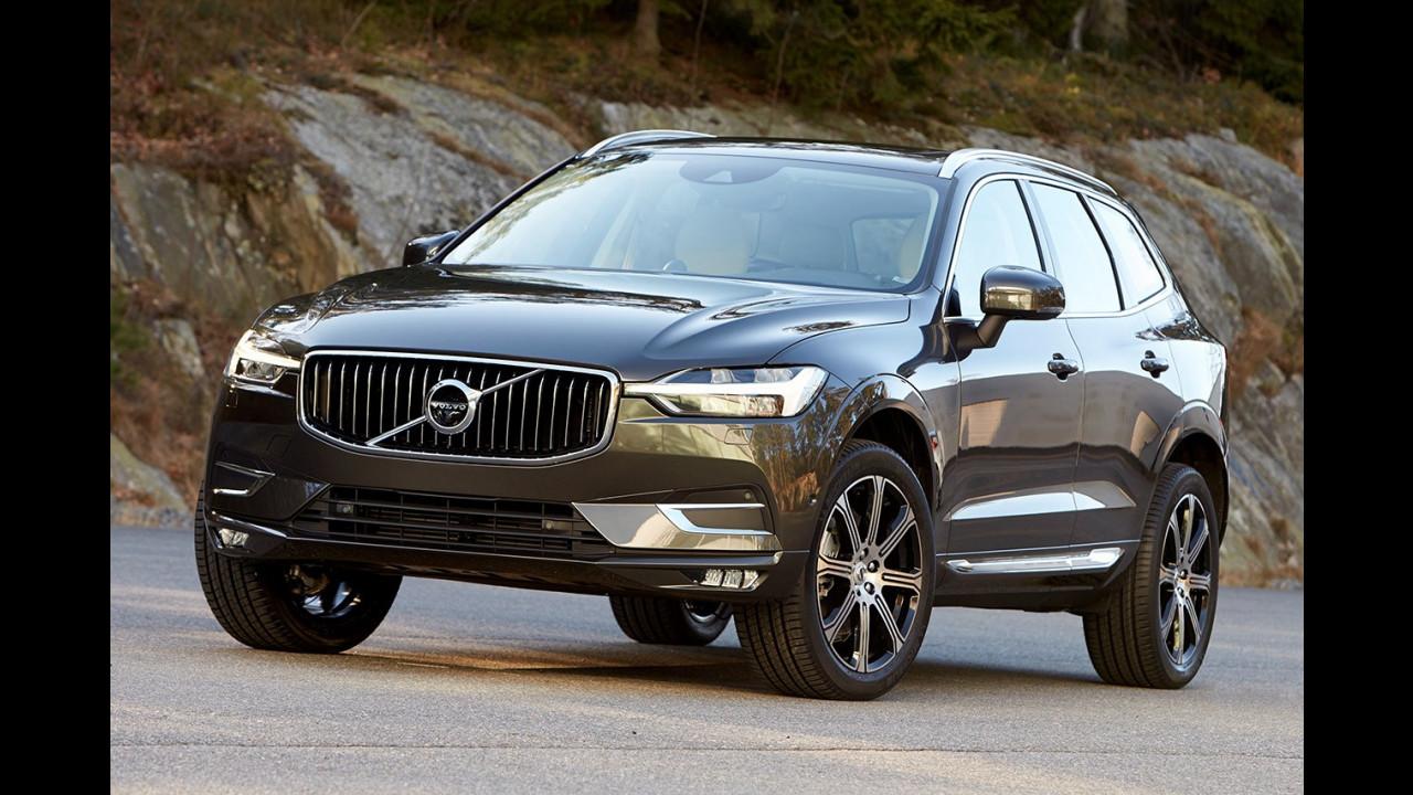 Nuova Volvo XC60 e le concorrenti