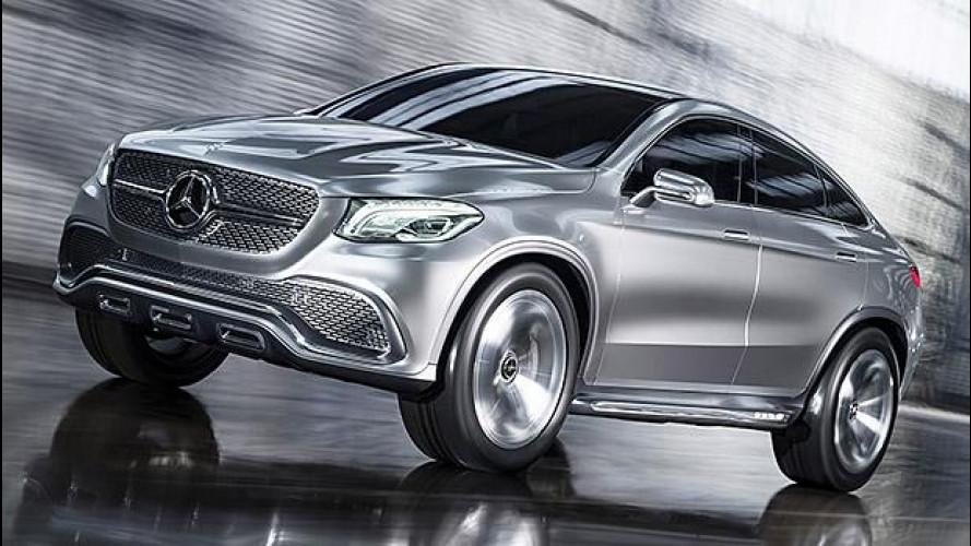Mercedes, una super SUV contro Bentley e Lamborghini?