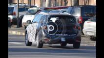 Nuova Fiat Tipo Station Wagon, foto spia