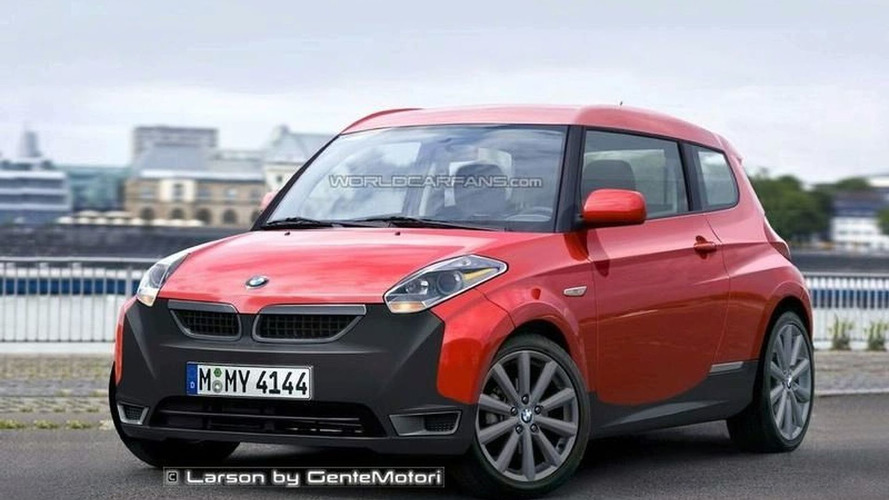 BMW Megacity Hybrid Vehicle Announced at Annual Meeting