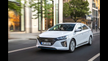 Hyundai Ioniq Plug-in Hybrid, elettrica per 63 chilometri