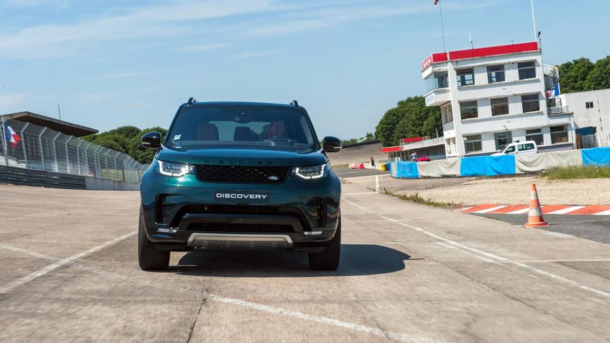 Jaguar Land Rover Festival Montlhéry