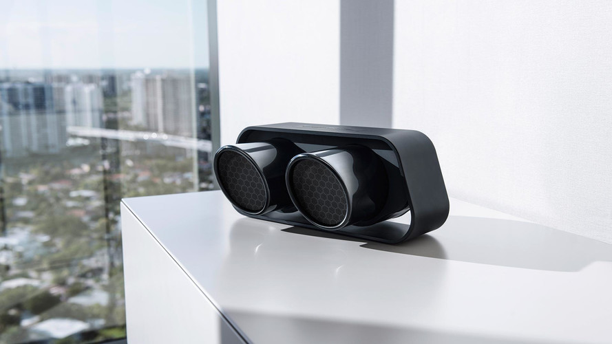 Porsche Design 911 Speaker Gives Your Music Supercar Sound