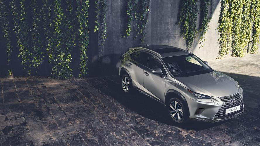 Lexus présente son programme pour Francfort