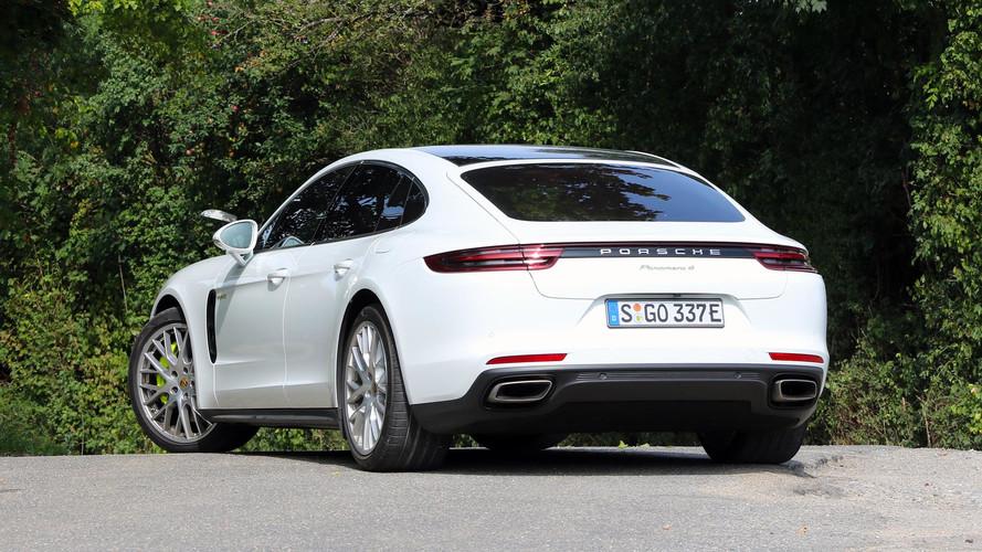 Porsche Panamera 4 E-Hybrid 2018: prestaciones ecológicas