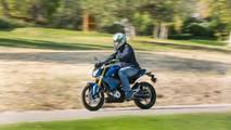 Prueba BMW G 310 R 2018
