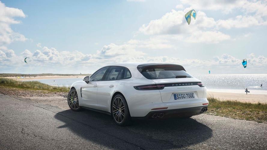 Porsche Panamera Sport Turismo 2018 Turbo S E-Hybrid: el familiar definitivo
