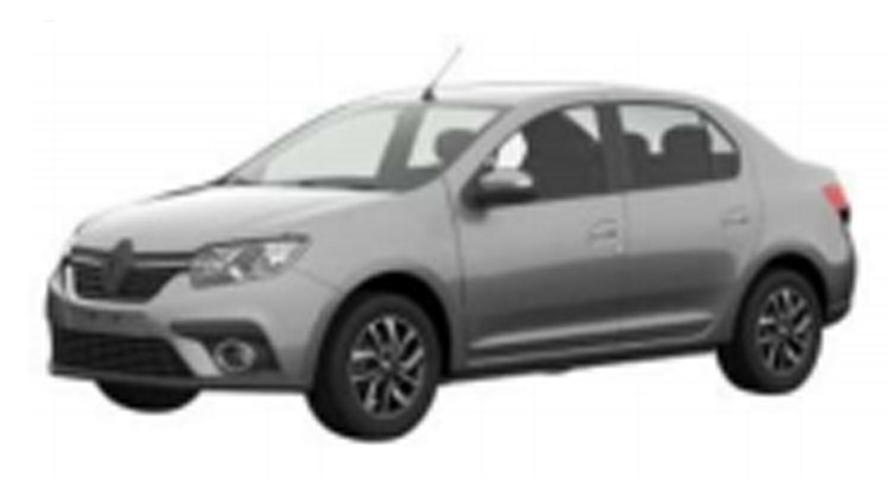 Renault Logan - Registro